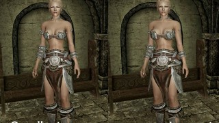 -CBBE-Tsun Female Armor