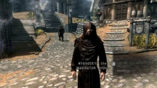 IMAGINATOR - Visual Control Device for Skyrim