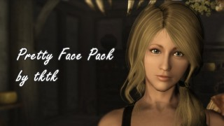 Pretty Face Pack V1.6 2