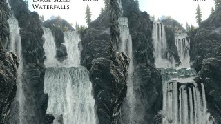 Realistic Water Textures and Terrain
