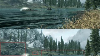 Skyrim Distant Detail
